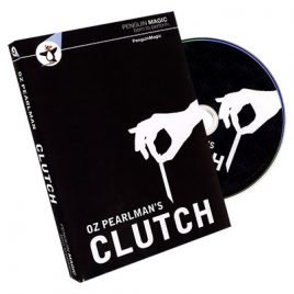 Clutch by Oz Pearlman