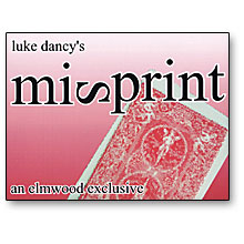 Misprint by Luke Dancy
