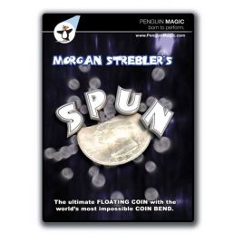 Spun by Morgan Strebler