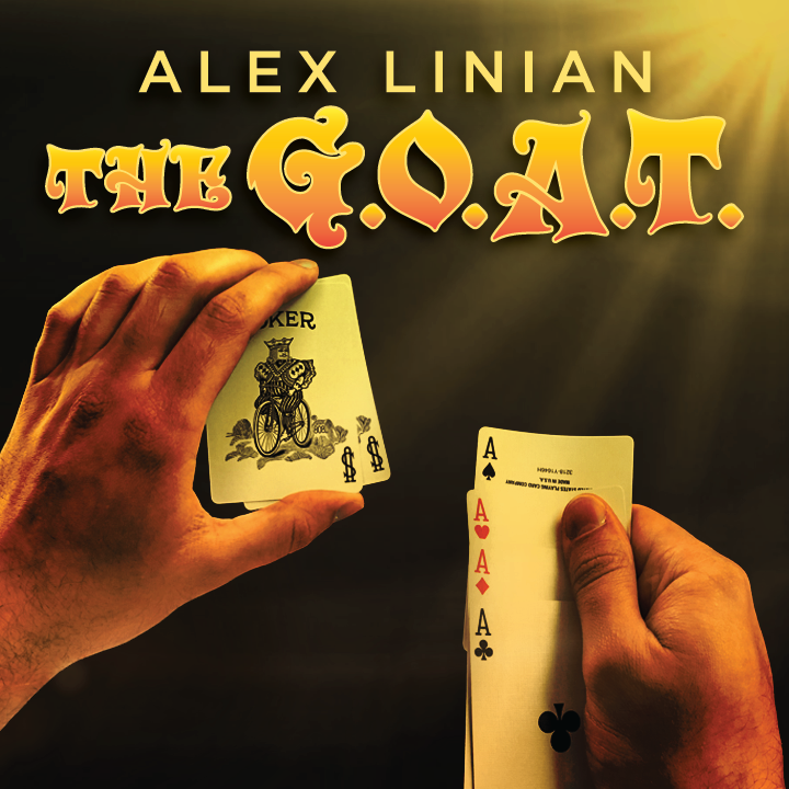 The GOAT (Greatest of All Transpositions) by Alex Linian